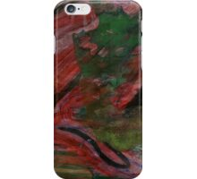 Landscape At Sunset iPhone Case/Skin
