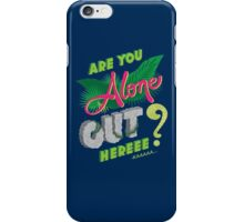 Jungle Book Print iPhone Case/Skin