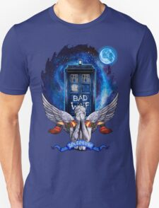 The Angel with time travel Box Unisex T-Shirt