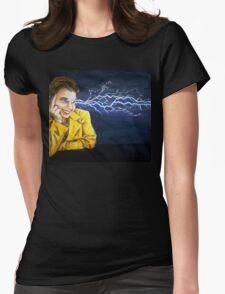 If Looks Could Kill Womens Fitted T-Shirt