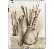 Artist´s Brushes iPad Case/Skin