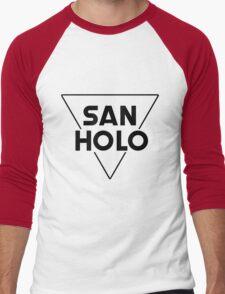 San Holo Men's Baseball ¾ T-Shirt
