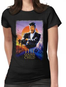 The Golden Child Womens Fitted T-Shirt