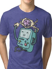BMO loves D&D Tri-blend T-Shirt