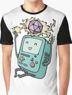 BMO loves D&D Graphic T-Shirt