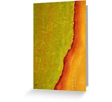 Mighty Mississippi original painting Greeting Card