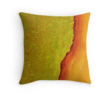 Mighty Mississippi original painting Throw Pillow