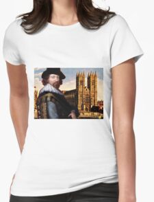 FRANCIS BACON Womens Fitted T-Shirt