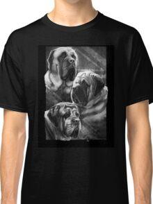 English Mastiffs Classic T-Shirt