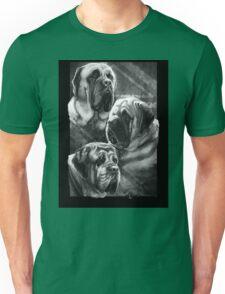 English Mastiffs Unisex T-Shirt