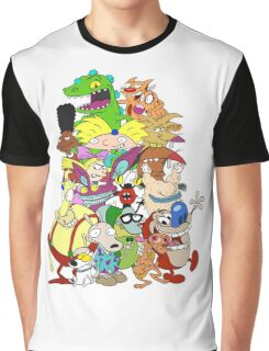 Nick Friends! Graphic T-Shirt