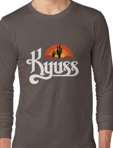 Kyuss Logo Long Sleeve T-Shirt