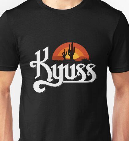 Kyuss Logo Unisex T-Shirt