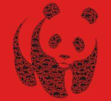 Panda 3 One Piece - Short Sleeve