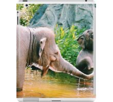 Jungle Cruise Elephants iPad Case/Skin