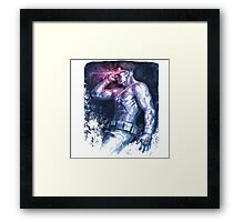 X Men Cyclops Framed Print
