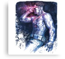 X Men Cyclops Canvas Print