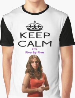 Buffy Faith Eliza Dushku Graphic T-Shirt