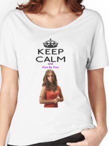 Buffy Faith Eliza Dushku Women's Relaxed Fit T-Shirt