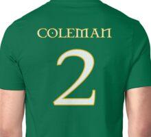Seamus Coleman 2 - Euro 2016 Unisex T-Shirt