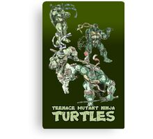TMNT-Poster Canvas Print