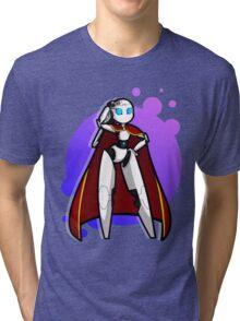 Lady Drossel von Flugel Tri-blend T-Shirt