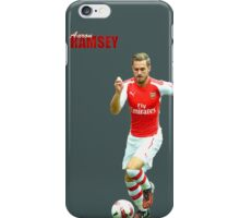 Aaron Ramsey  iPhone Case/Skin