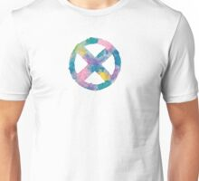 Watercolor X-Men (white)  Unisex T-Shirt