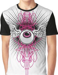 Flying Eye - Von Dutch Graphic T-Shirt