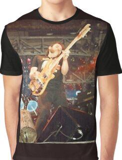 Lemmy Kilmister Motorhead Graphic T-Shirt