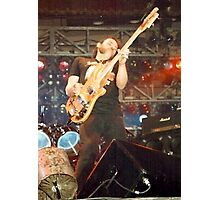 Lemmy Kilmister Motorhead Photographic Print