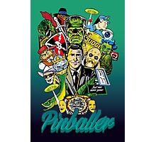 Pinballer Photographic Print