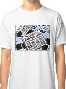 Everything Awful, Oh God Somebody Do Something Classic T-Shirt