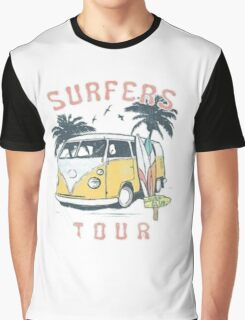 Surfers Tour Graphic T-Shirt