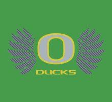Oregon Ducks Kids Tee