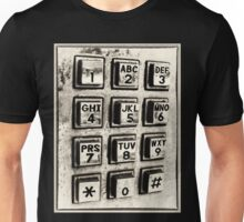 What's Your Number? Unisex T-Shirt