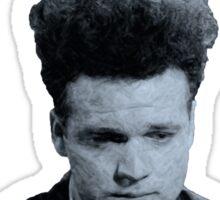 Henry - Eraserhead, David Lynch Fan Art Sticker