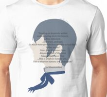 Ciel Phantomhive Quote Unisex T-Shirt