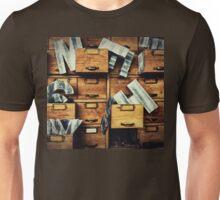Filing System Unisex T-Shirt