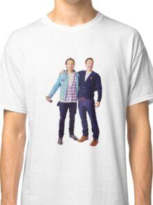 Chris Evans and Sebastian Stan Classic T-Shirt