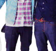 Chris Evans and Sebastian Stan Sticker