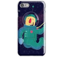 Astronauts can float iPhone Case/Skin