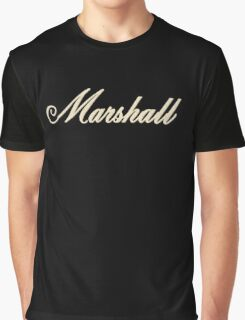 Vintage Bold Marshall Graphic T-Shirt