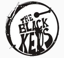 The Black Key One Piece - Short Sleeve