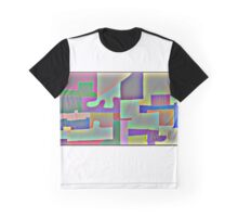 Blocks of Blocks Graphic T-Shirt