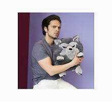 Angry Puppy and Plush Wolf Unisex T-Shirt