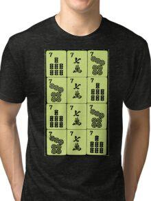 Lucky Sevens #11 Tri-blend T-Shirt