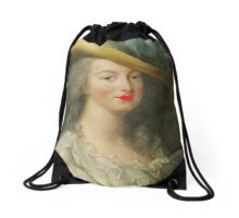 Marie Antoinette - Hot lips!  Drawstring Bag