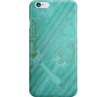 Some Sailor Moon magical girl items iPhone Case/Skin