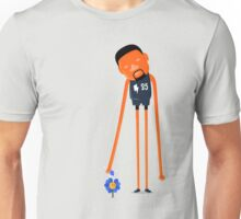 Kevin Durant da real MVP Unisex T-Shirt